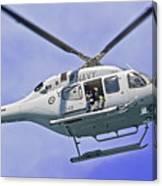 Ran N49 Bell 429 Global Ranger N49-048 Canvas Print
