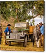 Ranch Hands Canvas Print