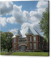 Randolph County Asylum Canvas Print