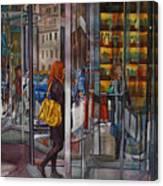 Random House Canvas Print