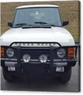 Range Rover Classic Canvas Print