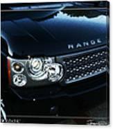 Range Rover Canvas Print