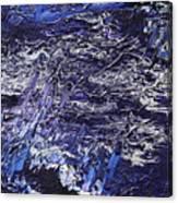 Rapid Canvas Print
