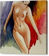 Rapsody 1 Canvas Print