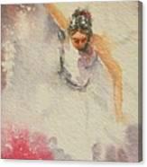 Rapture In Dance Canvas Print