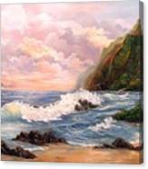 Rapturous  Seascape Canvas Print