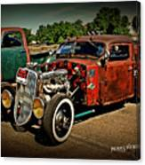 Rat Rod For Sale Canvas Print
