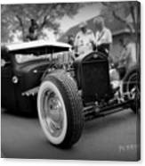 Rat Rod Looker Canvas Print