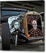 Rat Rod Style Canvas Print
