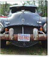 Rat Rods - 1952 Dodge Front End Canvas Print