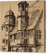 Rathaus Canvas Print