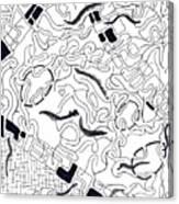 Ratna Canvas Print
