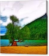 Rattlesnake Lake Canvas Print