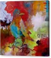 Raven Morgan 004 Canvas Print