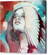 Ravensara Canvas Print