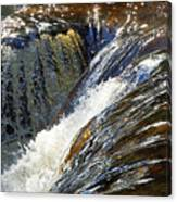 Ravenskill Falls Canvas Print