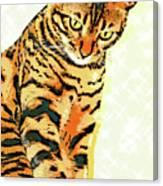 Ravi Series #3 Canvas Print