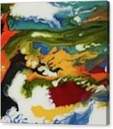 'razzamatazz' Canvas Print