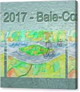 Rdv 2017 Baie-comeau Mug Shot Canvas Print