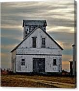 Re-purposed Grainery Canvas Print
