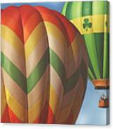 Readington Balloon Festival #2 2015 Canvas Print