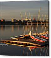 Ready For Sailing Canvas Print