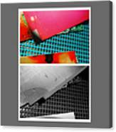 Ready Red  Canvas Print