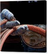 Ready To Rope Canvas Print