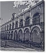 Real Palacio De Los Capitanes Generales Canvas Print