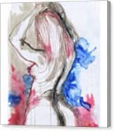 Rear View - Corina's Best Canvas Print