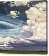 Rebecca's Storm Canvas Print