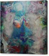 Reborn  Canvas Print