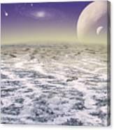 Reconnaissance Mission Canvas Print