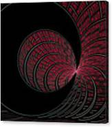 Red-addz Canvas Print