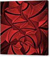 Red City 3 Canvas Print