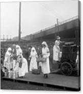 Red Cross: Canteen, C1918 Canvas Print