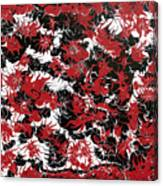 Red Devil U - V1cbs36 Canvas Print