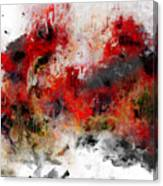 Red Hope  Canvas Print