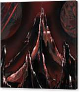 Red Oxide Canvas Print
