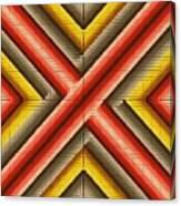 Red Razor Canvas Print