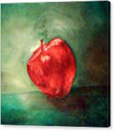 Red Red Apple Canvas Print