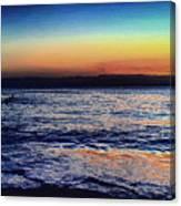 Red Sea Aqaba Canvas Print