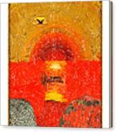 Red Sea Canvas Print