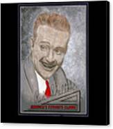 Red Skelton Canvas Print