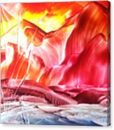 Red Sky At Night...... Canvas Print