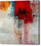 Red Splash 1 Canvas Print