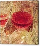 Red Wine 3 Canvas Print