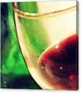 Red Wine Canvas Print