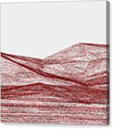 Red.317 Canvas Print