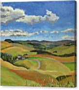 Redesdale I Canvas Print